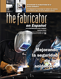 The Fabricator Magazine Waterjet USA Winter 2017