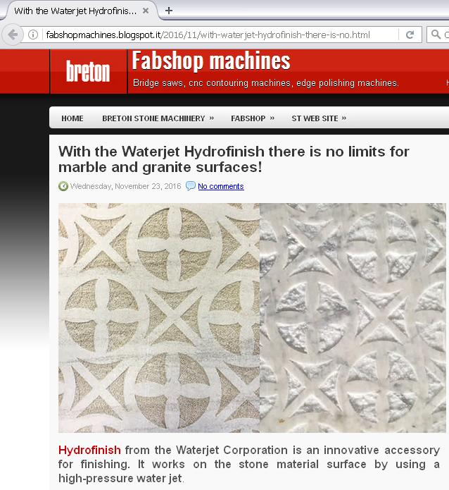 THE FABSHOP MASCHINES